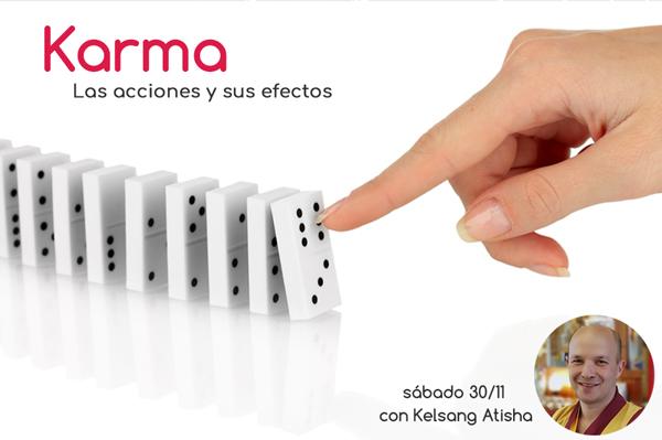 Karma, las acciones y sus efectos